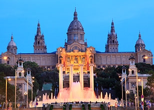Relaxing Atlantic Crossing, Historic Lisbon, Exciting Barcelona and the Sunny Costa del Sol