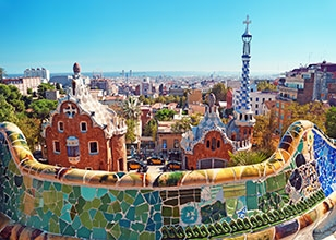 4 Night Barcelona Stay followed by Atlantic Crossing on World's Largest Cruise Ship