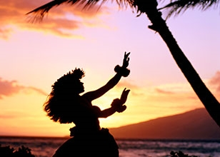 Experience how each different Hawaiian Island shows its own special Aloha Spirit