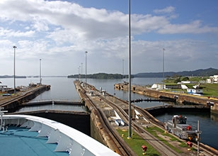 Check the Panama Canal off your bucket list with this great cruise sailing roundtrip from Miami!