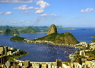Explore Brazil in-depth including the Amazing Amazon and Rio at Carnaval Time