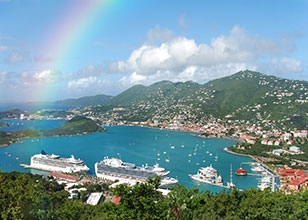 Set sail on the beautiful Regal Princess to exciting Eastern Caribbean ports.