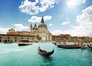 Romance on the Water – Leisurely Atlantic Crossing & Med Cruising + 3 Days in Venice