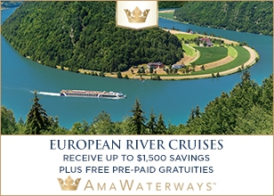 Great savings on River Cruises plus FREE pre-paid gratuities on select 2016 departures.