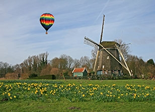 This cruise & tour package features a 7-day escorted tour of Holland followed by a cruise visiting ports in Ireland.