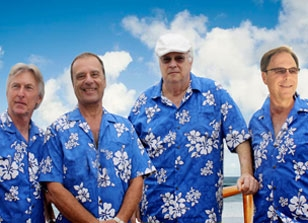 Go cruisin' with Florida's hottest Doo Wop Group! Exclusive performances and activities.