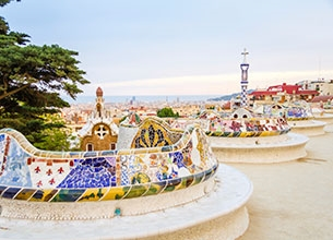 Sail from Ft. Lauderdale to Barcelona featuring 4 nights in Barcelona with included sightseeing!