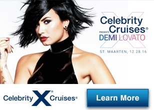 Available only to Celebrity guests! Book one of 4 holiday sailings and buy your tickets for the concert.
