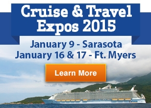 If you will be in the Sarasota or Fort Myers area January 9 or January 16 & 17, join us for great savings & more!
