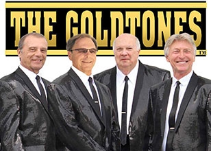 Celebrate the 5th Anniversary of Cruisin' With The Goldtones as they keep the memories alive from the 50's & 60's.