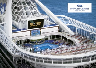 See all the great cruise packages we have put together with Princess Cruises!