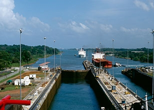 Experience a wonder of the world - the Panama Canal - sail roundtrip from Miami.  Booking Bonuses!