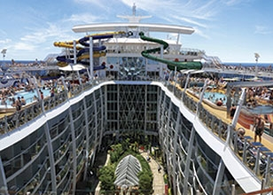 Join us on the NEW Harmony of the Seas