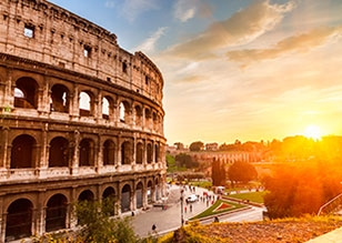 Spend 2 nights in Rome then sail to Ft. Lauderdale aboard the Celebrity Reflection visiting ports in Spain.
